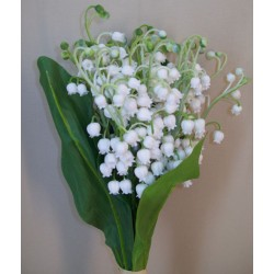 Artificial Lily of the Valley Bundle - L142 H4