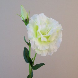 Artificial Double Eustoma Candy Crush Green - L159 G1
