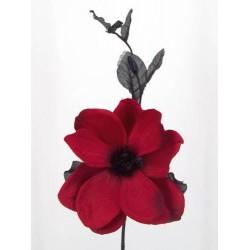 Silk Magnolias Blood Red - M006 I3