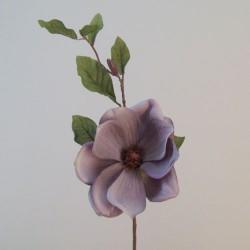 Artificial Magnolia Lavender Grey - M058 BX 1