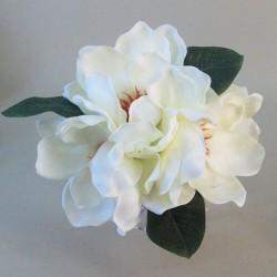 Artificial Magnolias Bundle Cream - M066 BX1