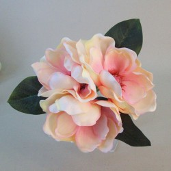 Artificial Magnolias Bundle Pink - M065 I1
