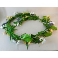 Artificial Meadow Flowers Garland - MED005 EE4