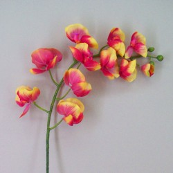 Real Touch Artificial Phalaenopsis Orchids Fruit Salad - O091 G1