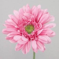 Pale Pink Silk Gerbera  - G105 LL3