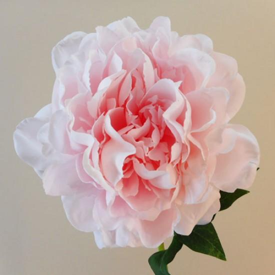 Anastasia Artificial Peony Pale Pink - P242