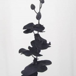 Artificial Phalaenopsis Orchid Black - J004 G1