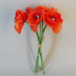 Poppy Bundle Orange - P093
