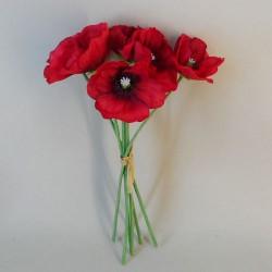 Poppy Bundle Red - P094 K4