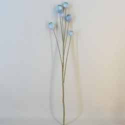 Artificial Poppy Seed Heads - P078