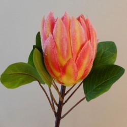 Artificial King Protea Pink Fruit Salad - P271 HH4