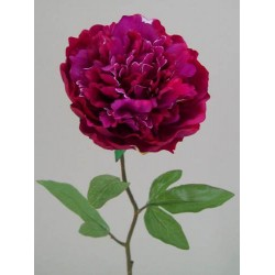 Real Touch Peony Magenta - P073 K3