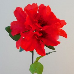 Artificial Rhododendron Red - R923 N4