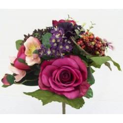 Rose and Poppy Bunch Wine - R018 HH4