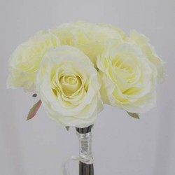Antique Roses Bouquet Cream - R027 N3
