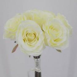 Antique Roses Bouquet Cream - R027 N3