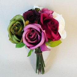 Antique Roses Bouquet Forest Fruits - R028b EE1