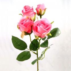 Artificial Spray Roses Pink - R432 N2