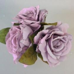 Artificial English Roses Bundle Amnesia Lilac - R956 R1