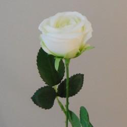 Artificial Rose Buds Cream 41cm - R509