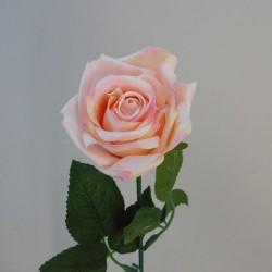Artificial Rose Buds Pink Peach - R447 O3