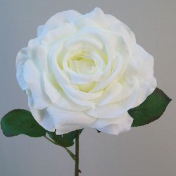 Artificial Roses Ivory - R836 Q1