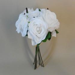 Roses Posy White - R889 O3