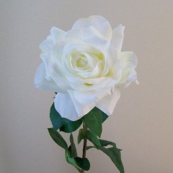 Artificial Tea Rose Cream - R846 Q1