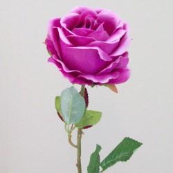 Artificial Roses 'Cool Paris' Mauve Pink - R476 O3
