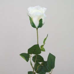 Cream Artificial Rose Buds - R478 L2