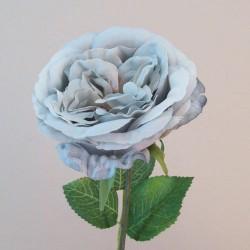 Downton Artificial Roses Light Blue - R149 BX20