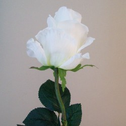 Extra Large Artificial Roses White - R824 L4