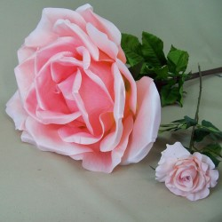 Giant Silk Roses Pink - VM Display Prop R499 LL2
