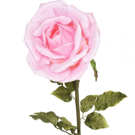 Giant Silk Roses Pink | VM Display Prop - R965