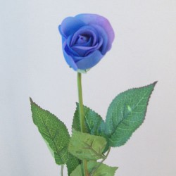 Real Touch Rose Buds Blue - R241 M4
