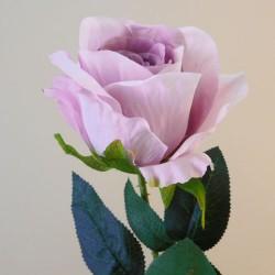 Richmond Artificial Rose Bud Large Lavender Purple - R314 N2
