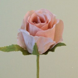 Romance Artificial Rose Bud Pink - R749 O2
