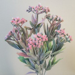 Artificial Sedum Pink - S125 S3