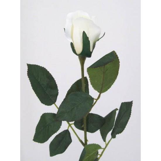 Artificial Bud Roses Cream Ivory - R008 M4