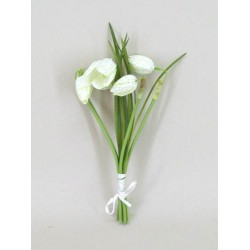 Artificial Fritillaria Bundle Cream - F015 C1