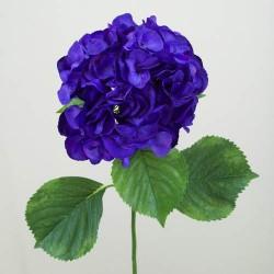 Silk Hydrangeas Indigo Blue - H016 F4