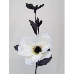 Silk Magnolia White and Black - M010 I3