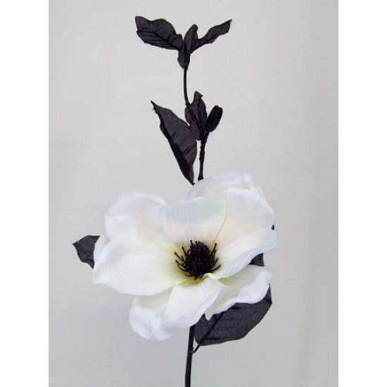 Silk Magnolia White and Black - M010 I3