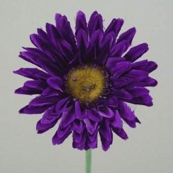 Silk Mini Gerbera Purple - G061 F2