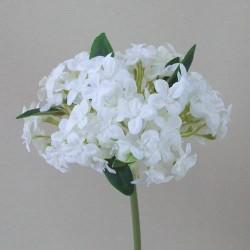 Silk Snowball Flowers Ivory - S052 Q3