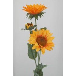 Artificial Sunflowers Spray (2+1) - S001 Q3