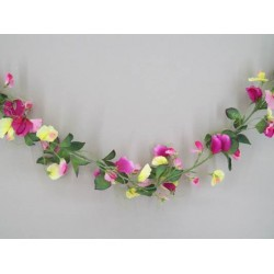 Sweet Peas Garland - S027 HH4