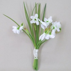 Artificial Snowdrops Bundle Deluxe - S006 Q3