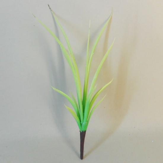 Artificial Aloe Spray Green 39cm - ALO001 EE1