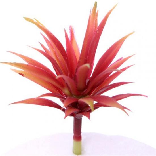 Artificial Succulents Echeveria Red 7cm - SUC026 FF2